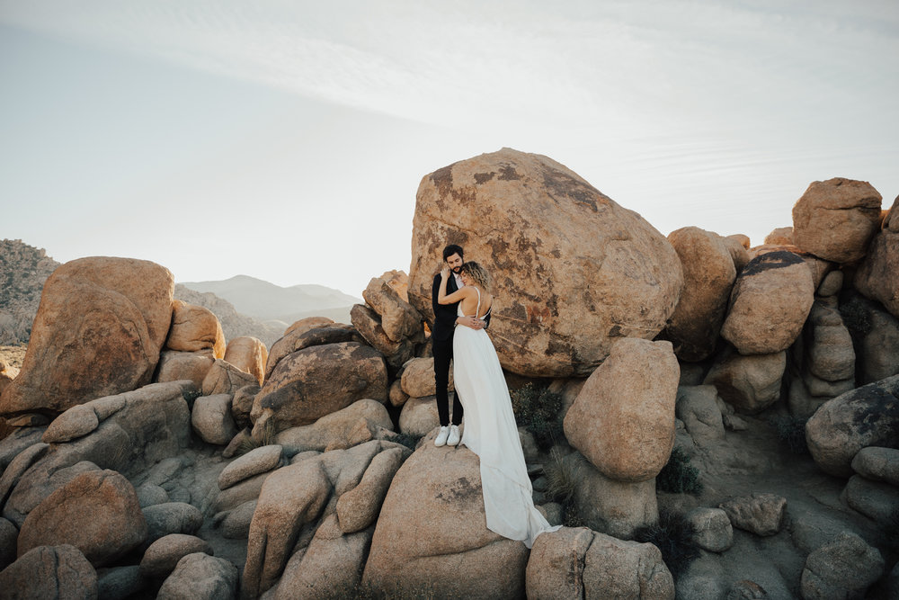 Boho wedding dress bhldn