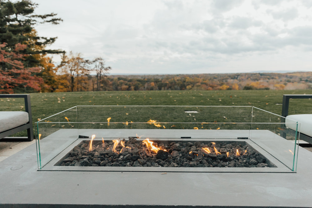 firepit wedding