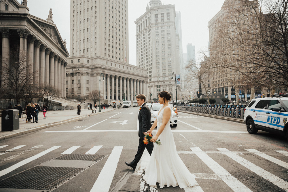 NYC Storytelling wedding photography