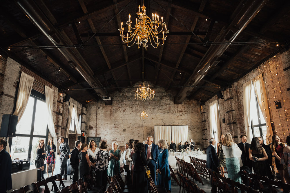 nyc warehouse wedding venues