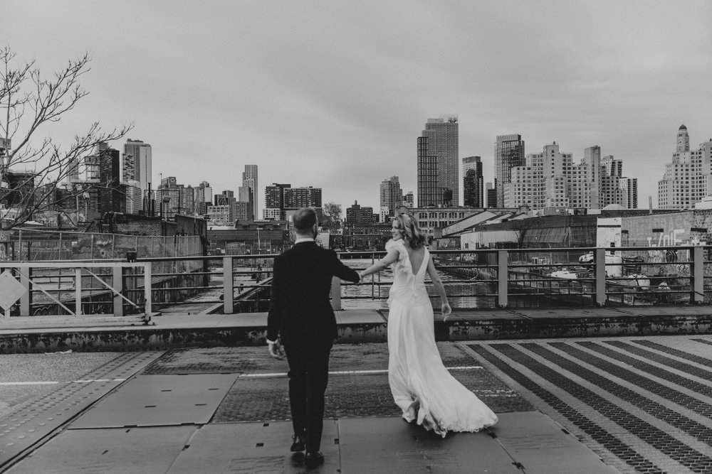 Authentic moments wedding nyc
