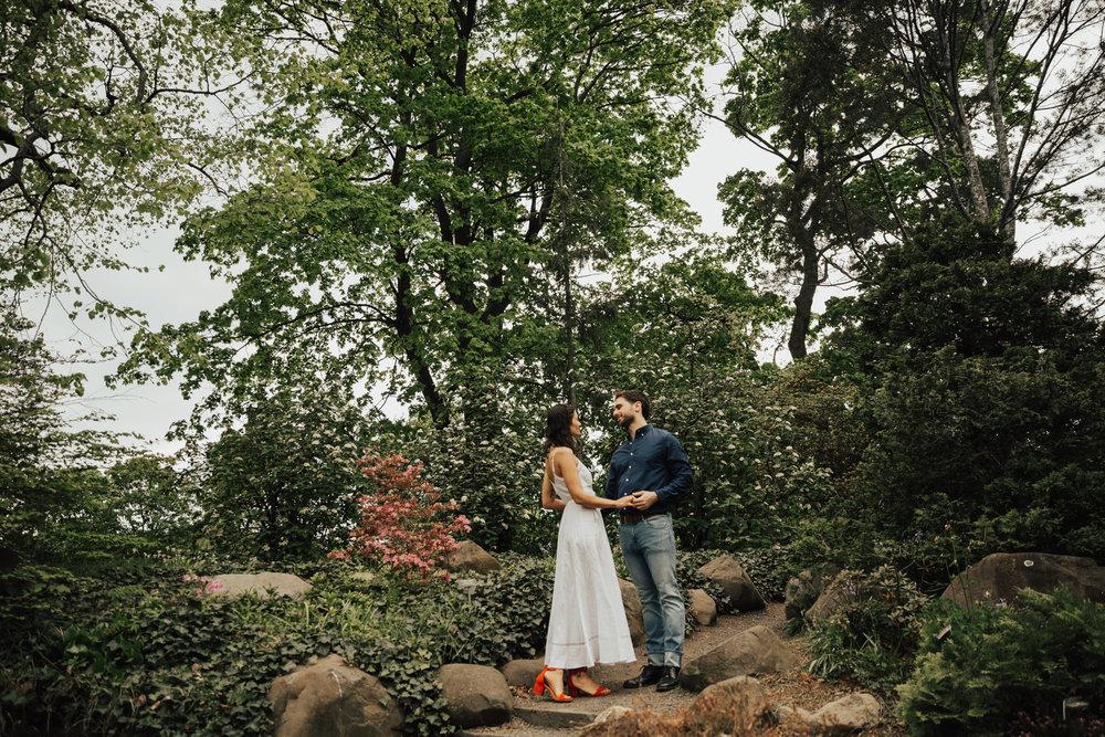 Storytelling wedding photographer New York