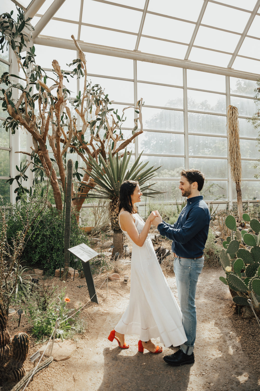 nyc greenhouse engagement