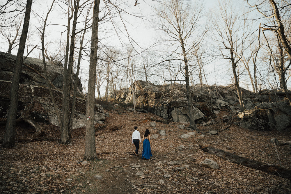 harriman state park engagement