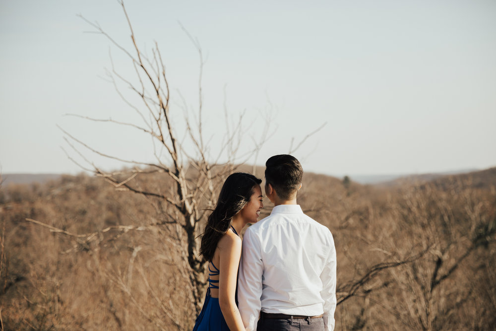 bear mountain engagement