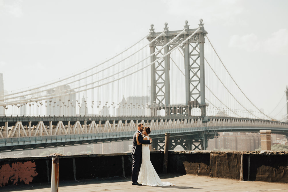 intimate nyc wedding photographer