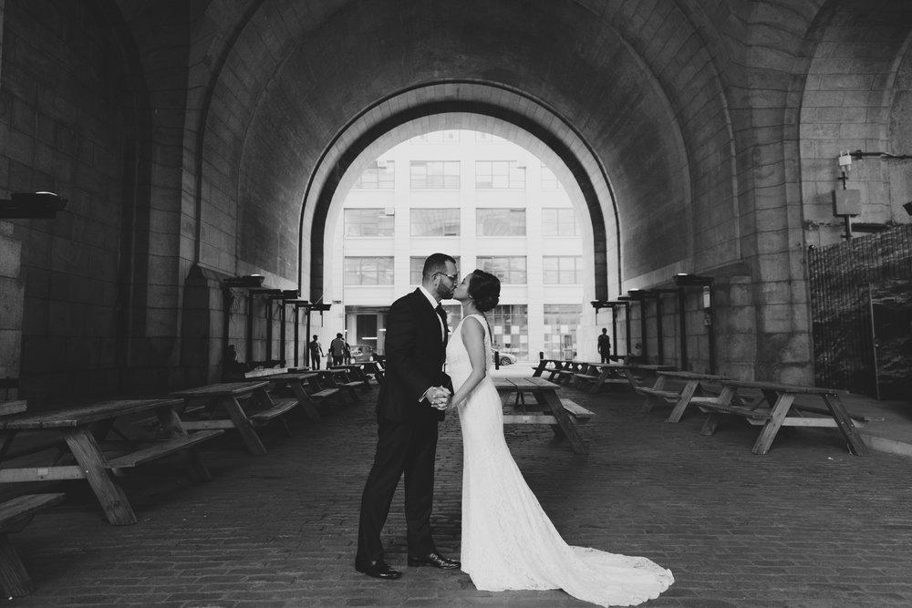 Williamsburg Brooklyn elopement