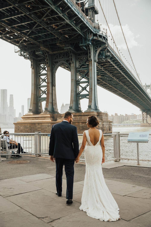 The Liberty warehouse wedding
