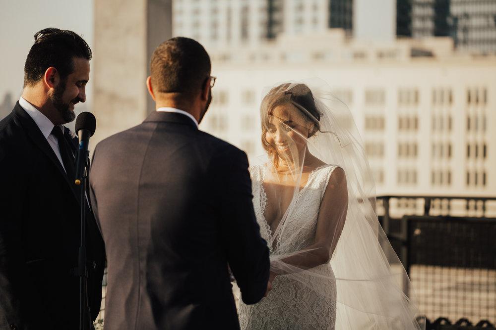 Brooklyn grange wedding