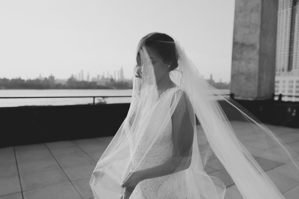 Unique wedding photography New York