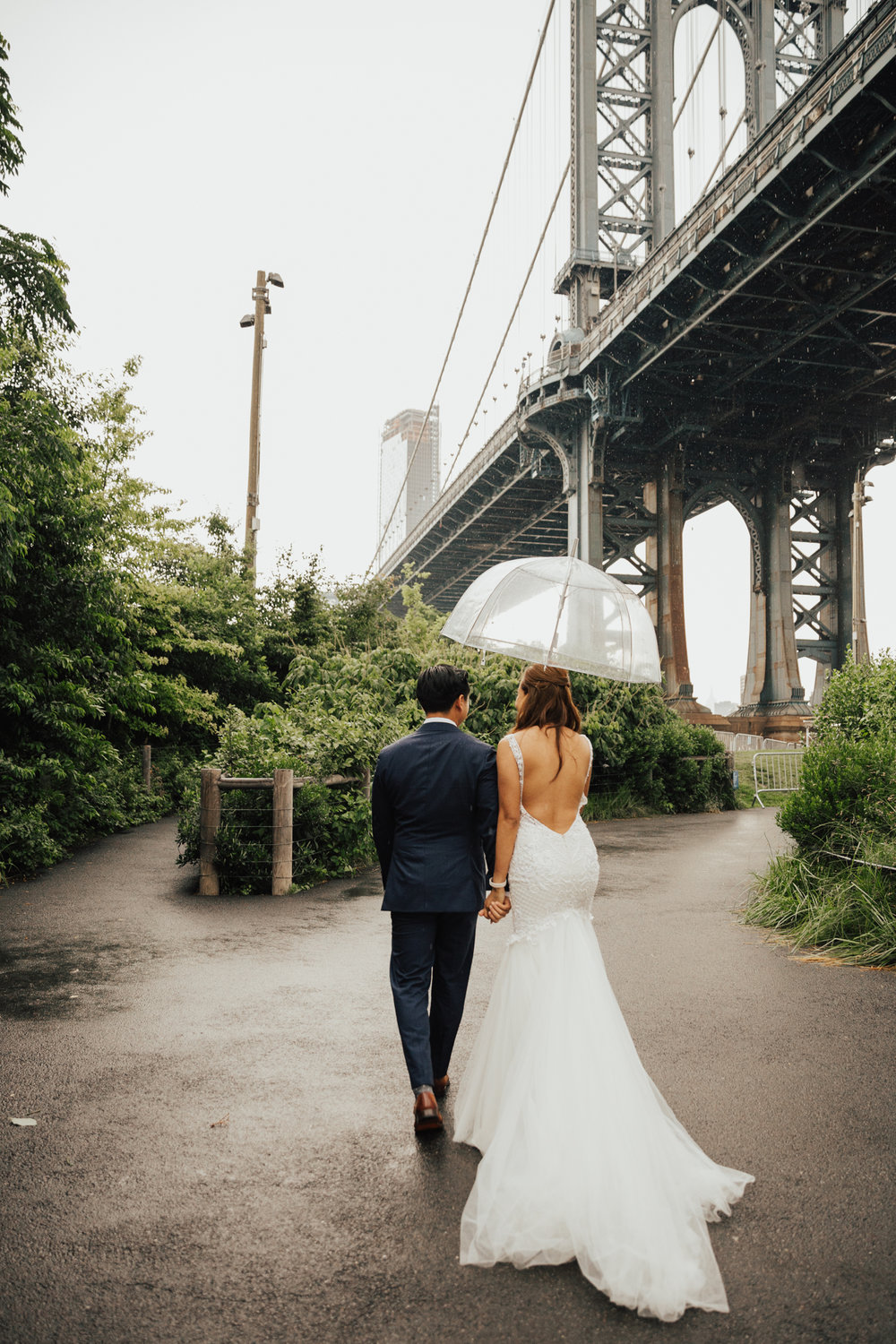 brooklyn summer elopement