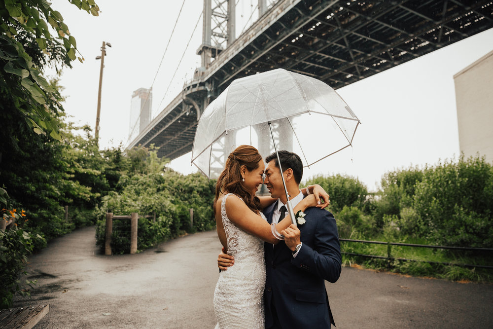 dumbo intimate wedding