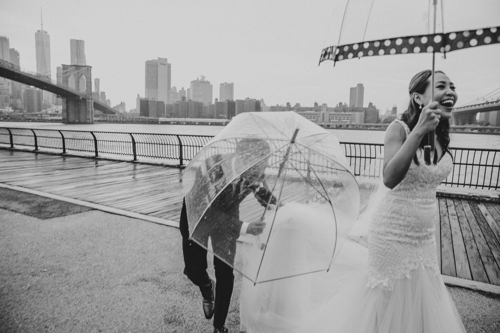 documentary style wedding photographer nyc