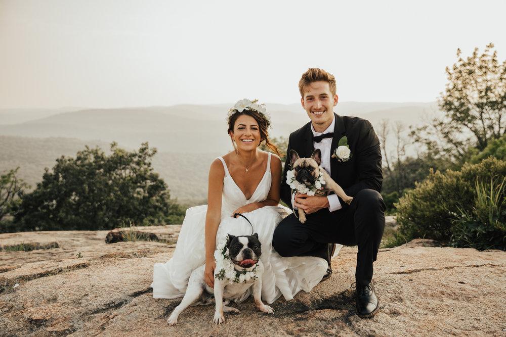 Stone tavern farm wedding