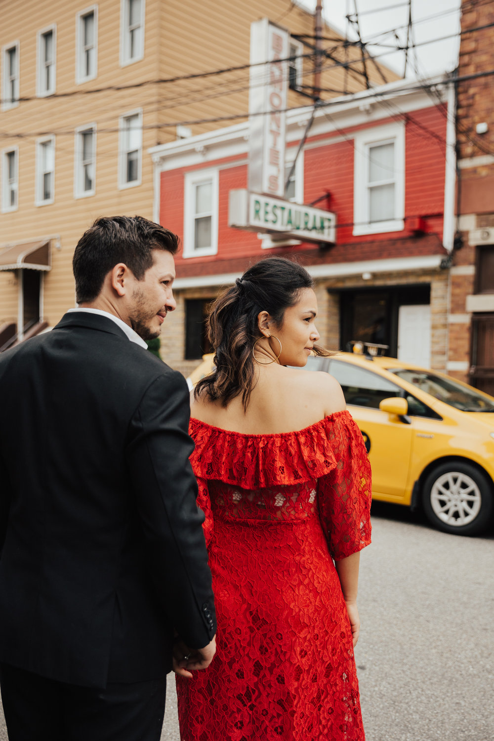brooklyn new york engagement photos