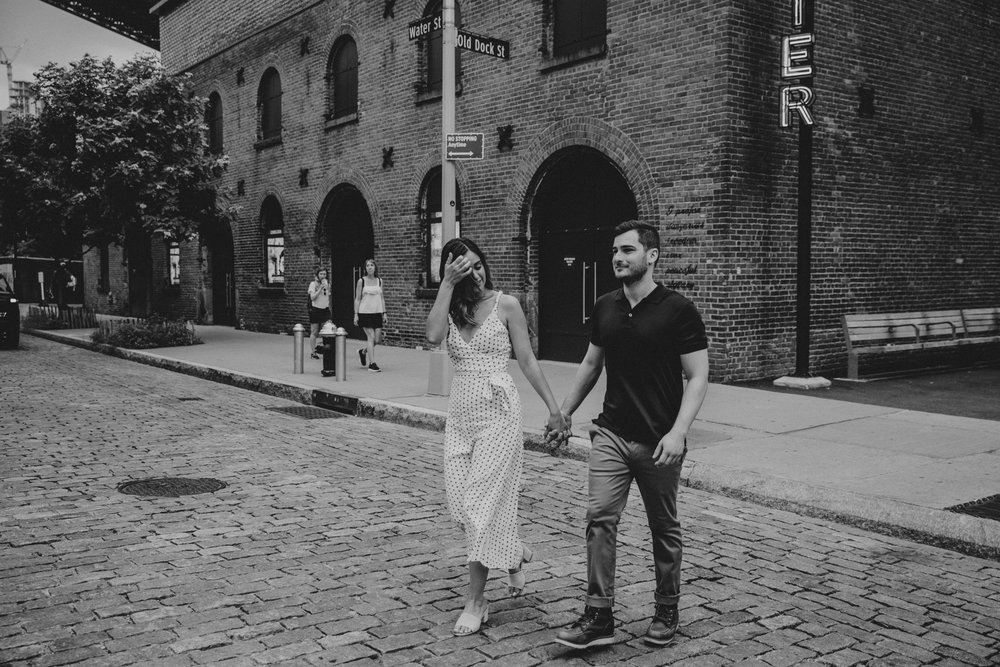 Adventurous Elopement Photographer brooklyn new york