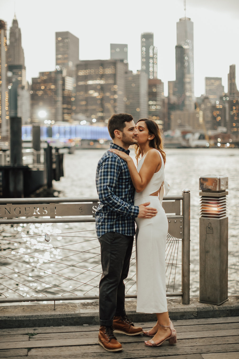 Hipster wedding photography New York
