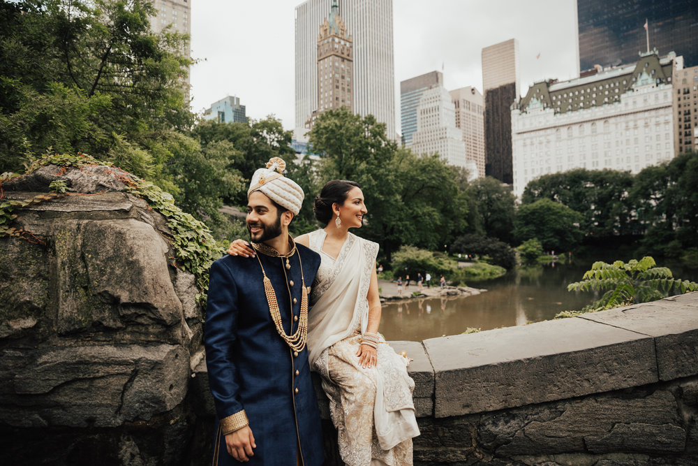 modern indian wedding brooklyn