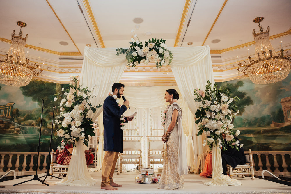 modern indian wedding vows
