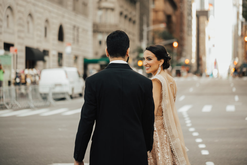 nyc indian cultural wedding