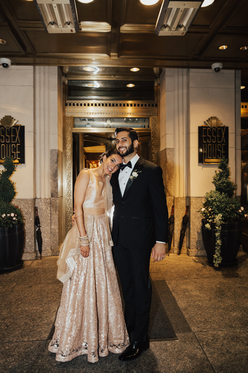 essex house nyc wedding