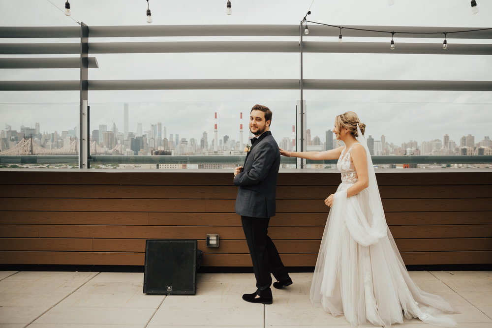 long island city wedding