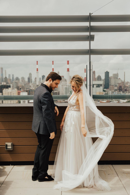 new york city documentary wedding photographer
