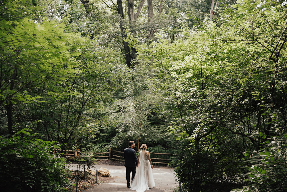 bronx zoo wedding
