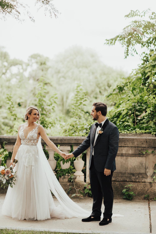 new york botanic garden wedding