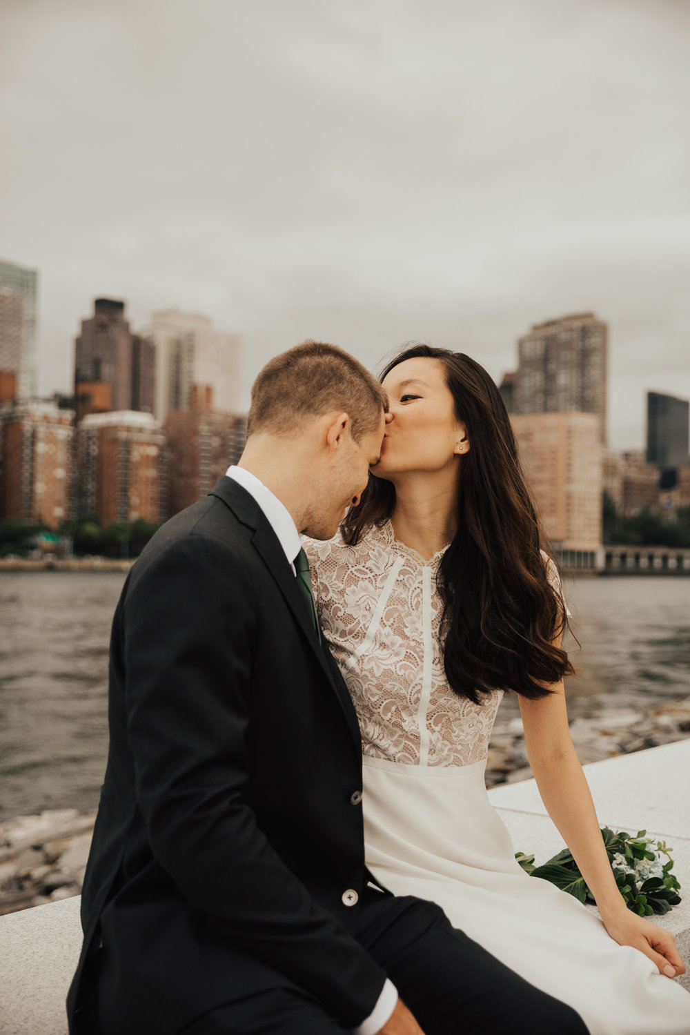 Photojournalistic Indie Bohemian Bride