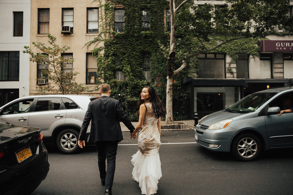 nyc intimate elopement