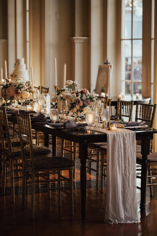 boho romantic wedding decor