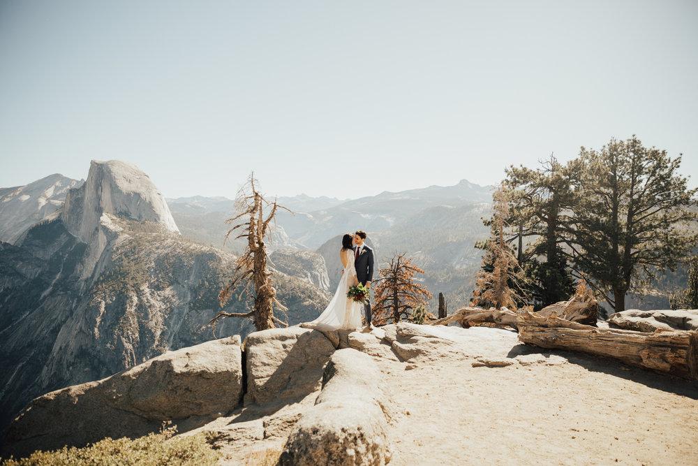 Yosemite adventure session