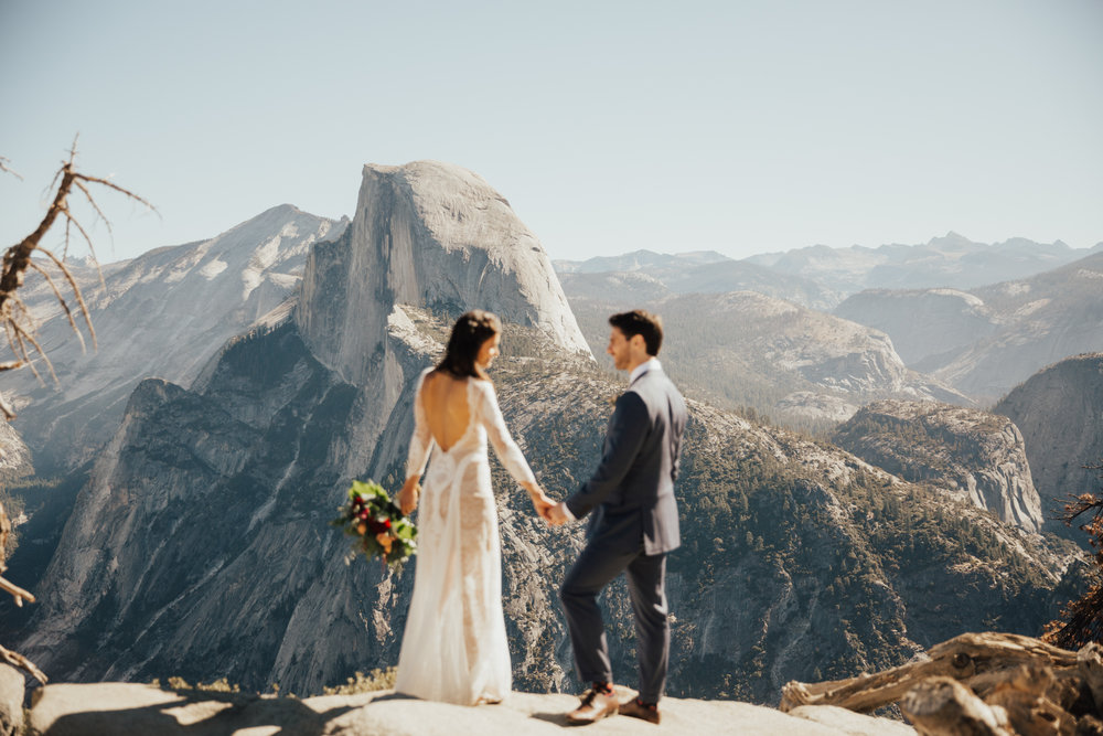 glacier point elopement