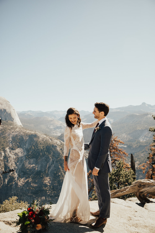 adventurous mountain wedding upstate new york