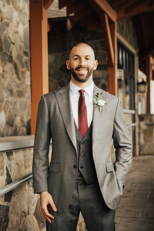 Knot Standard Custom Suit