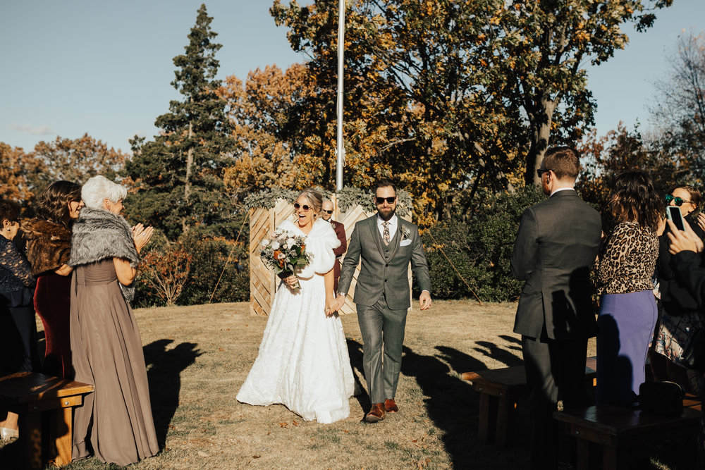 Audreys farmhouse wedding