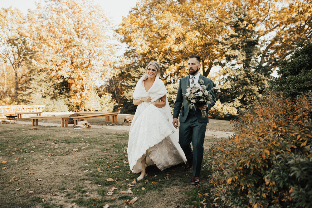 Stonewall estate wedding