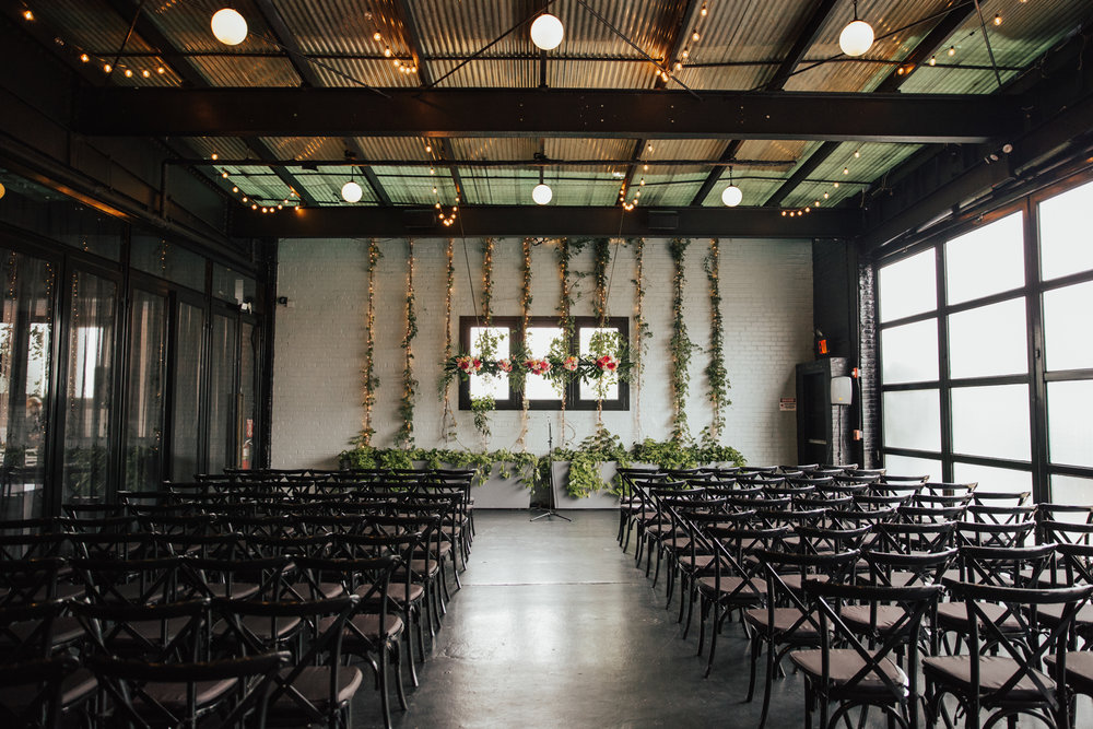 501 union wedding