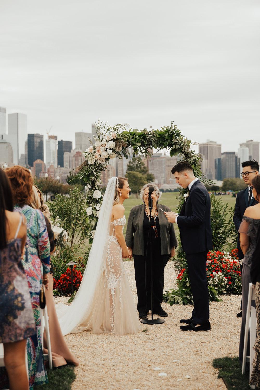 NYC Skyline View Wedding Venues
