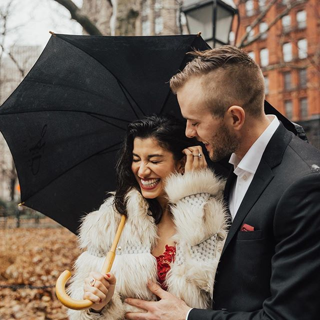 Rainy day shoots are quickly becoming our favorite ❤️ • • • • • #engagednyc#wanderingphotographers#loveauthentic#californiaweddingphotographer#nycweddingphotographer #brooklynwedding#loversofthelight_#intimateweddingphotographer#junebugweddings#newyorkweddingphotographer #anotherwildstory #belovedstories#loveandwildhearts #thatsdarling#greenweddingshoes  #elopementphotography  #photobugcommunity#dirtybootsandmessyhair#radlovestories# #couplesgoals #belovedstories  #muchlove_ig #nycbride #shesaidyes#nycelopement