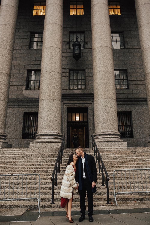 elopement wedding photographer new york