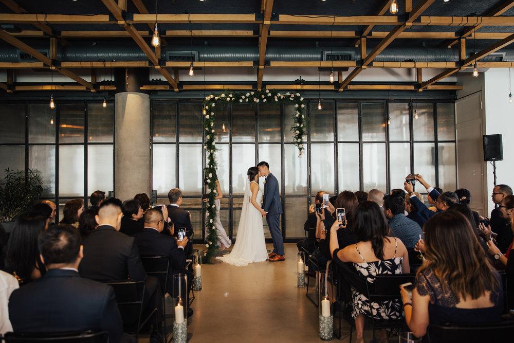 industrial wedding nyc