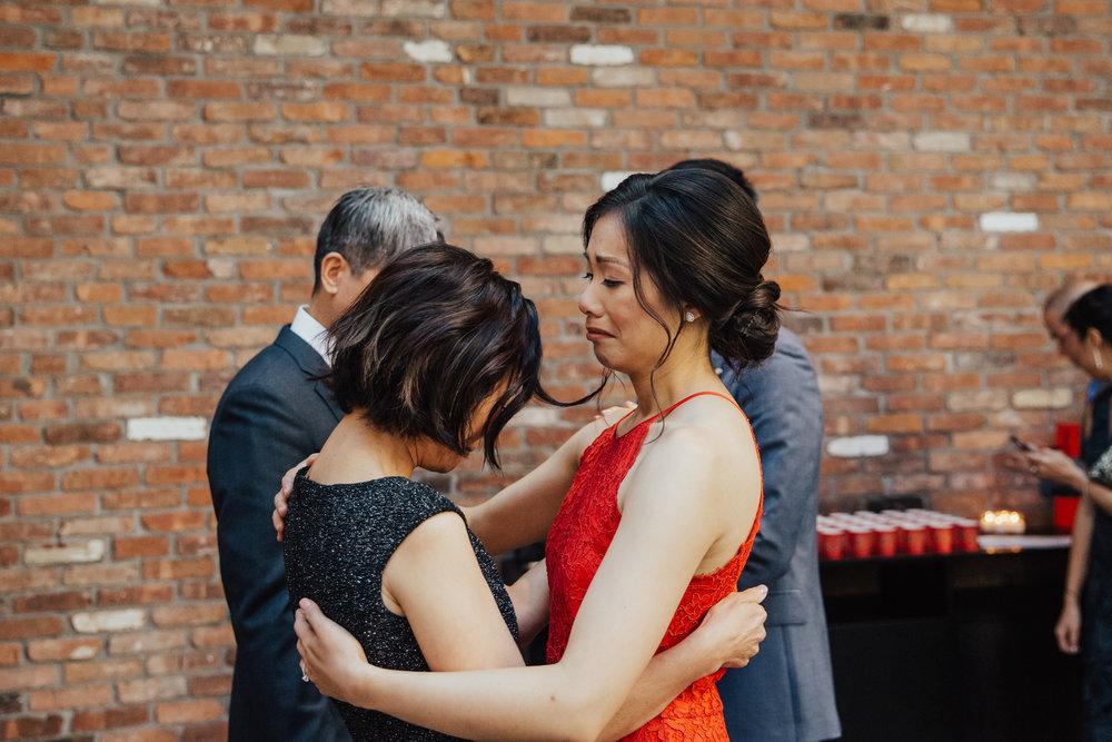 emotional wedding nyc
