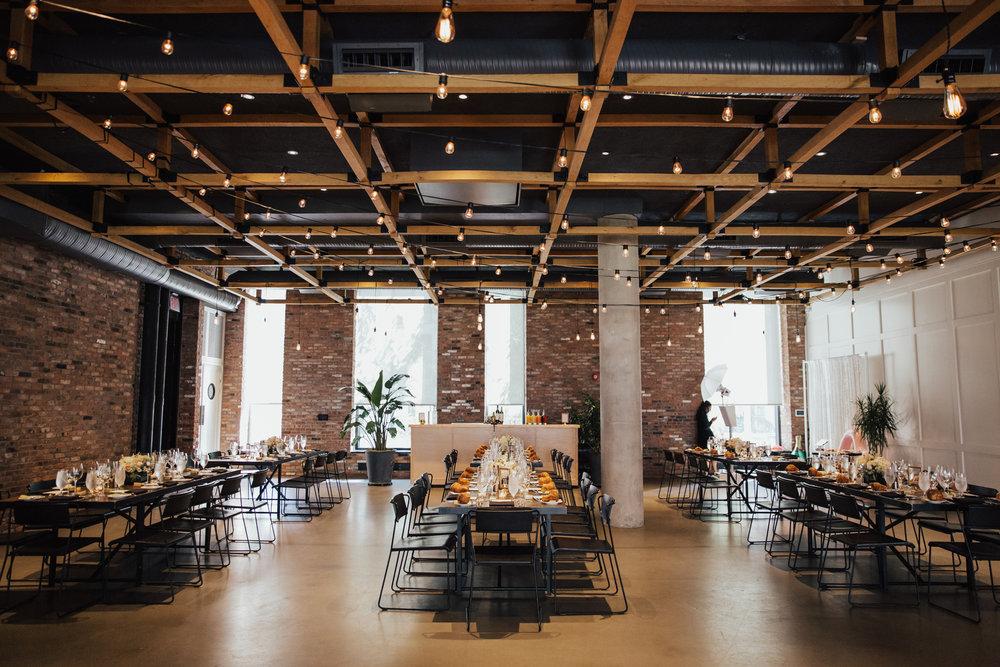 NYC Industrial Wedding Venues