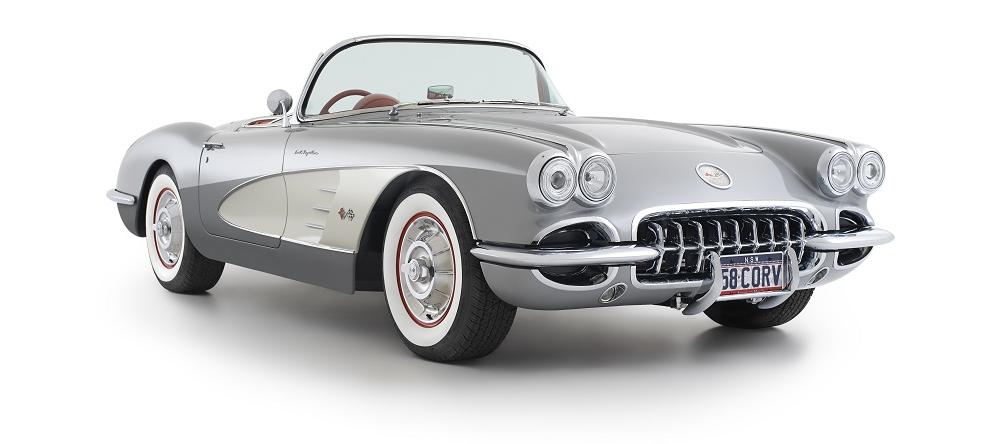 1958-Corvette-front