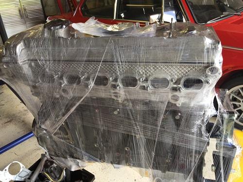 S54 Rebuild