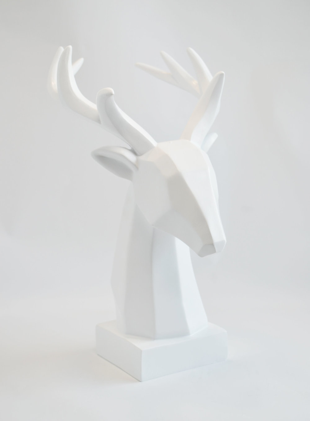 white deer prop   Quantity: 2  Price: $25.00