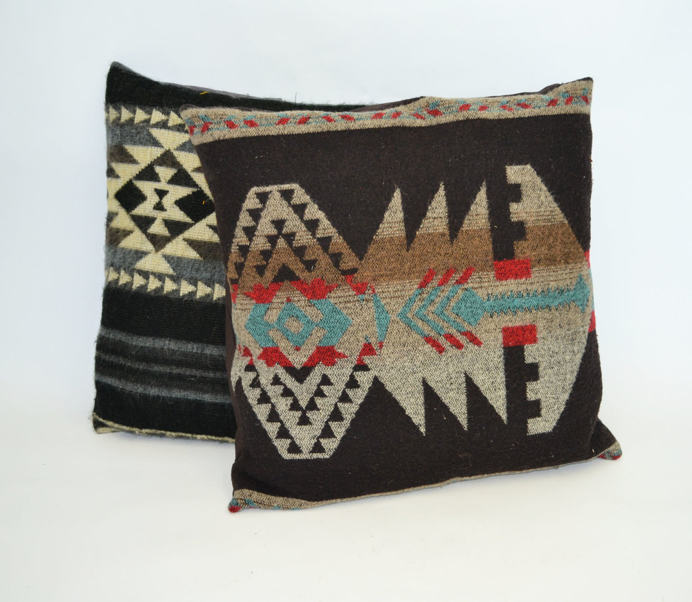 south western pillow - Dark   Quantity: 4  Price: $10.00