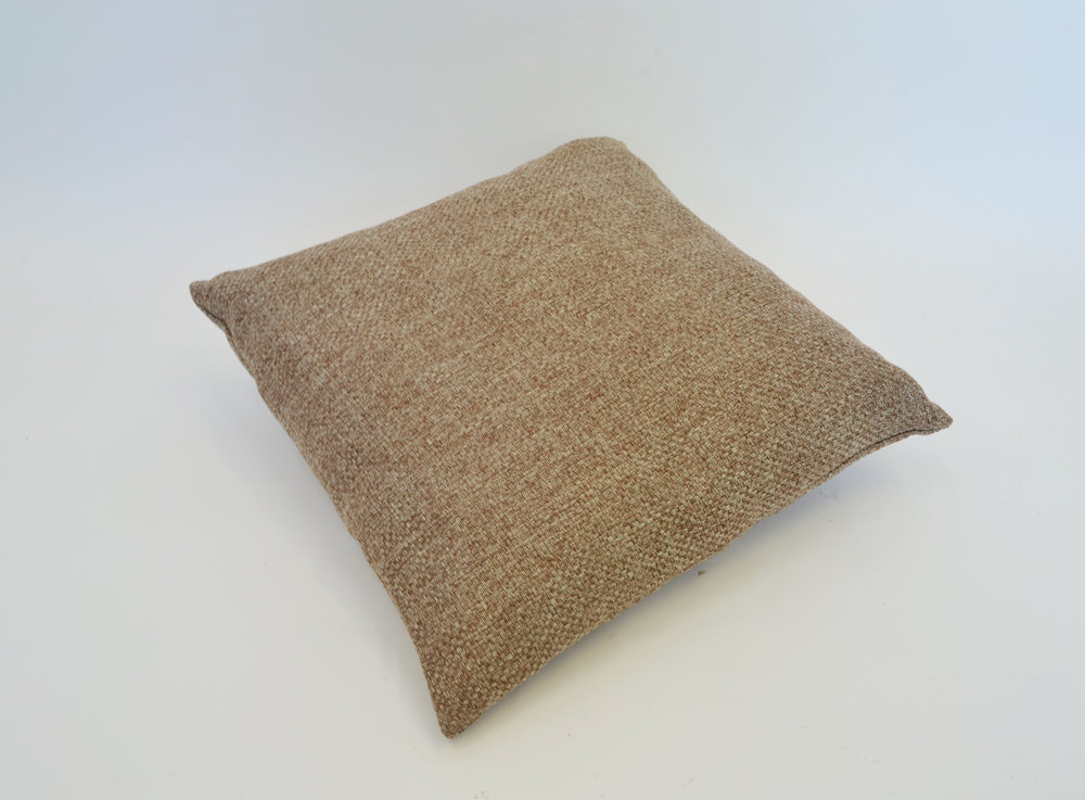 burlap pillow   Quantity: 1  Price: $10.00